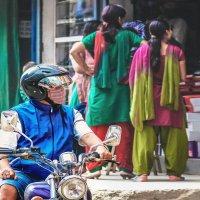 Улочками Катманду...Непал! :: Александр Вивчарик