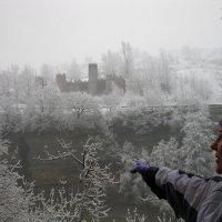 Всё снежное.. :: ЕВГЕНИЯ