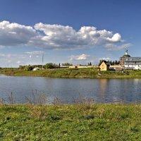 Свято-Георгиевский Мещовский монастырь :: Константин