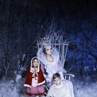 Снежная Королева :: Yana Sergeenkova