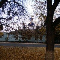 Осень в Скадовске :: Роза Бара