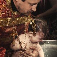 Таинство крещения :: Иван Кривко