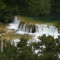 Хорватский водопад :: Мария Самохина