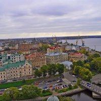 Взирая с древней башни... :: Vladimir Semenchukov