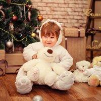 Маленький помощник деда мороза :: Светлана Светленькая