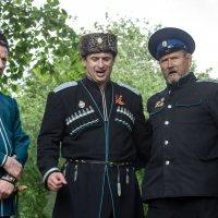 Когда поют казаки.... :: Ольга Лиманская