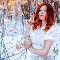Зимний портрет :: Рина *