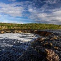 Тосненский водопад, Ленинградская область :: Сергей Политыкин