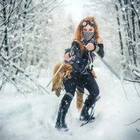 Снежный воин :: Виктор Седов
