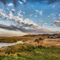 Озеро.Айыр(вост.казахстан) :: lev