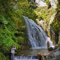 Водопад Чедор :: val-isaew2010 Валерий Исаев