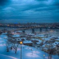 Вечерняя декабрьская зарисовка... :: Дмитрий Гортинский