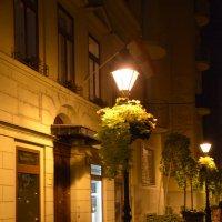 Ночь.Улица.Фонарь.... :: Anton Сараев