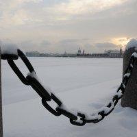 Зимнии питерские открытки.. :: tipchik