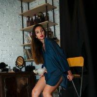 Коллекция одежды Cappuccino :: Ольга Кан
