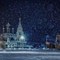 Снегопад :: Наталья Новикова