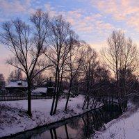Декабрь - и пришла зима ... :: Евгений Юрков