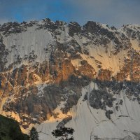 Закат в горах :: Nikolai Savin