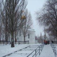 Дорога к храму :: марина ковшова
