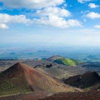 есть ли жизнь на вулканах :: человечик prikolist