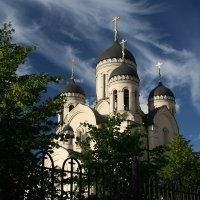 Храм :: esadesign Егерев