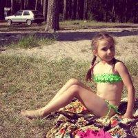Пляж :: Елена Воронкова