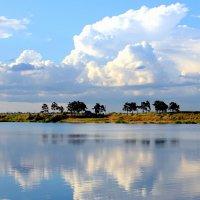 Гляжу в озёра синие :: marina-rosinka2