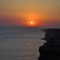 море на закате :: Александра Невзорова
