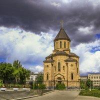 Армянская церковь(откорект) :: Галина Брюховецкая