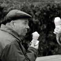 про мороженое :: X- Sample