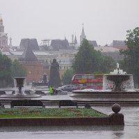 Мокрый город :: Андрей Шаронов