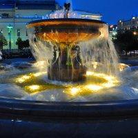 фонтан у Большого театра :: Светлана .