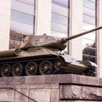 T34-85 :: Александр Якуба