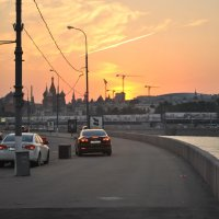 Вечер в Москве :: Алина ...