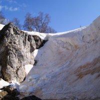 Карстовая воронка на плато Лаго-Наки :: Владимир Лебедев