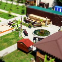 Детская площадка :: Алан Мамуков