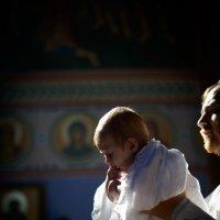 Таинство крещения :: Сергей Нога