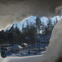 А зима не за горами. :: Leonid Volodko