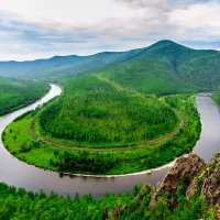 Река Гур :: Антон Лопуховский