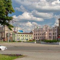 пл. Р. Люксембург. Харьков. Украина. :: Игорь Найда
