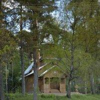 сельская церковь :: Надежда Овсяникова