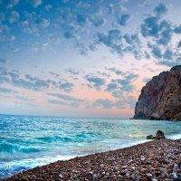 Крым, пляж Васили :: Мария Скрынник