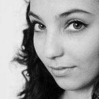 девушка с большими глазами :: Дашка Сергевна