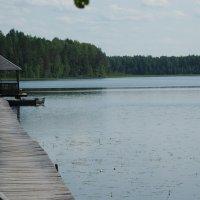 Беседка на озере :: Натали V
