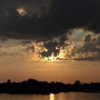 закат :: Оксана сухарева