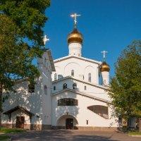 Церковь Веры, Надежды, Любови и матери их Софии :: Роман Дмитриев
