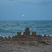 Замок при луне :: Diana Maiba