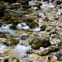.....где водопад встречается с рекою.... :: Светлана Игнатьева
