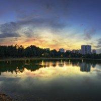 Уходящий закат :: Алексей Соминский