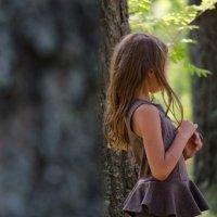 В лесу... :: Ольга Мореходова